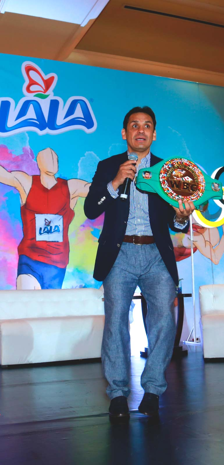 SATmexico dmc meetings conventions acapulco box champion LALA